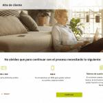Abrir cuenta en Bankia paso 5