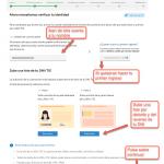 Abrir cuenta BBVA paso 7: Identificación