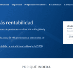 Abrir cuenta con Indexa Capital paso 1