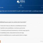 Abrir cuenta con Indexa Capital paso 3