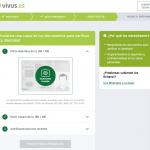 Solicitar un préstamo con Vivus paso 5